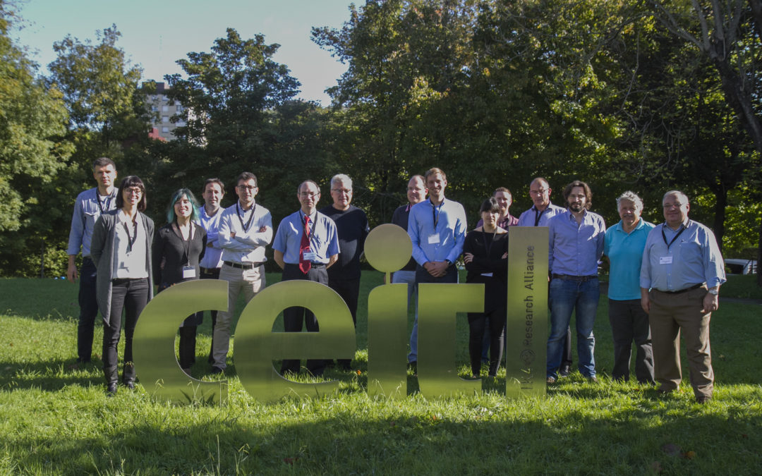 Last 18th and 19th October 2017, the Second Consortium Meeting of the European project Neohire took place in CEIT facilities (San Sebastian, Spain)