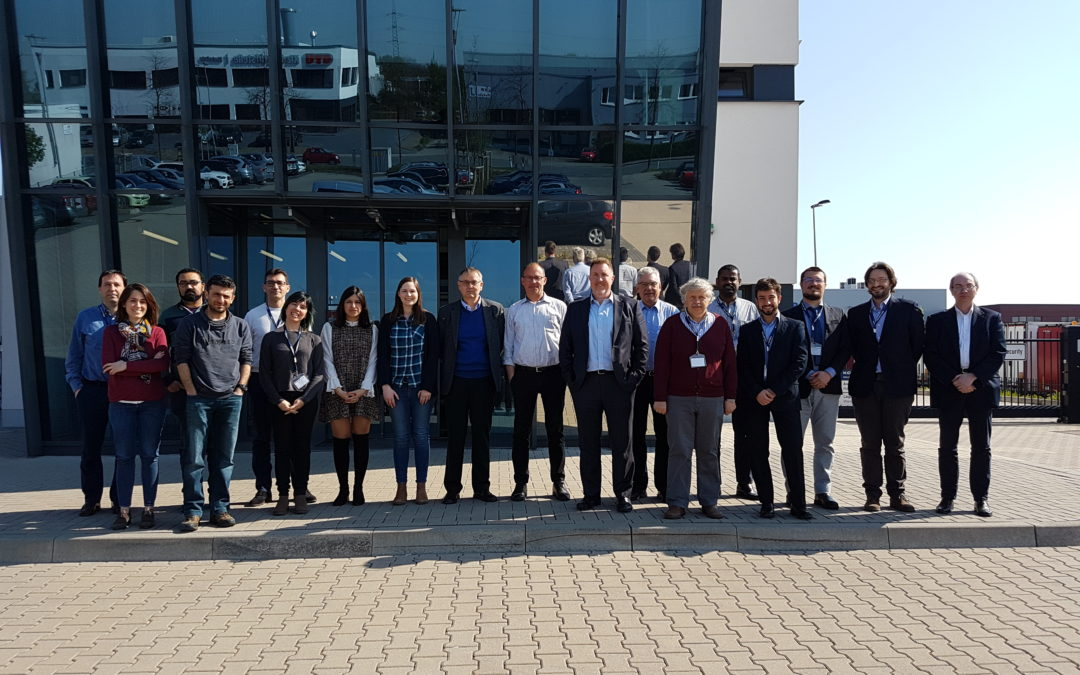 Fourth Consortium and  EEAB Meeting successfully hold on  April 15th and 16th in Essen (Germany)