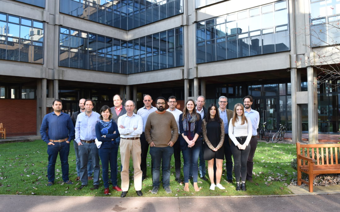 Fifth Consortium Meeting of Neohire took place in Birmingham (UK) on 22nd and 23rd October 2019.