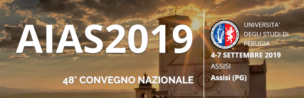 Last 6th of September our colleagues from UNIFI presented the preliminary results of Neohire project at AIAS 2019 conference. Assisi –Italy