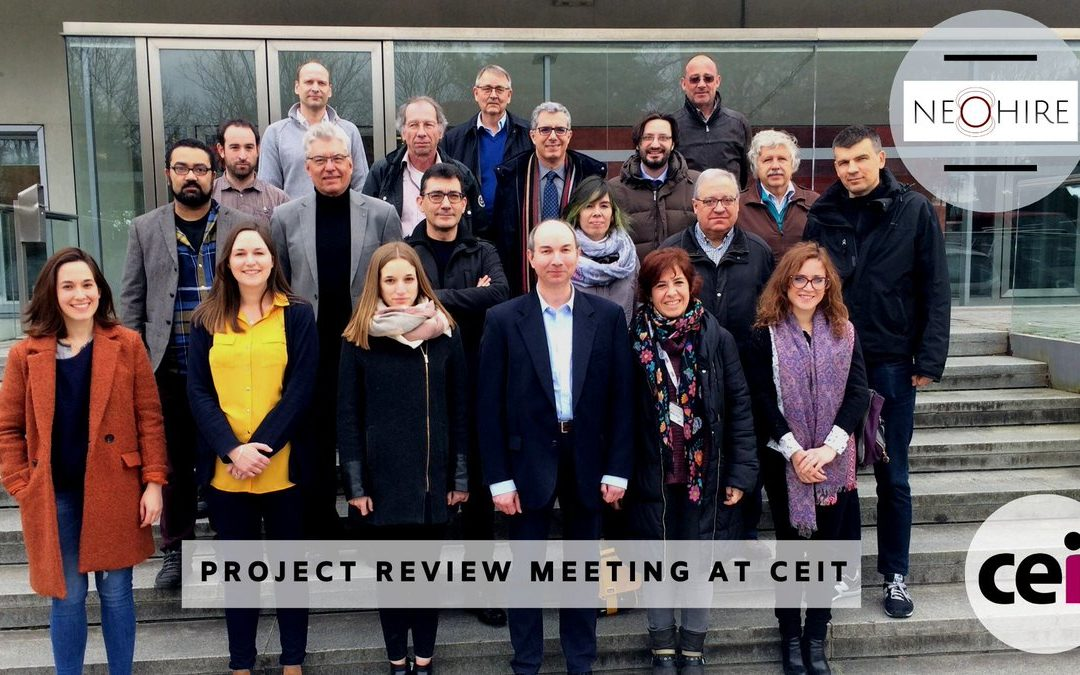 Final Review Meeting in San Sebastian 28th-29th of January 2020